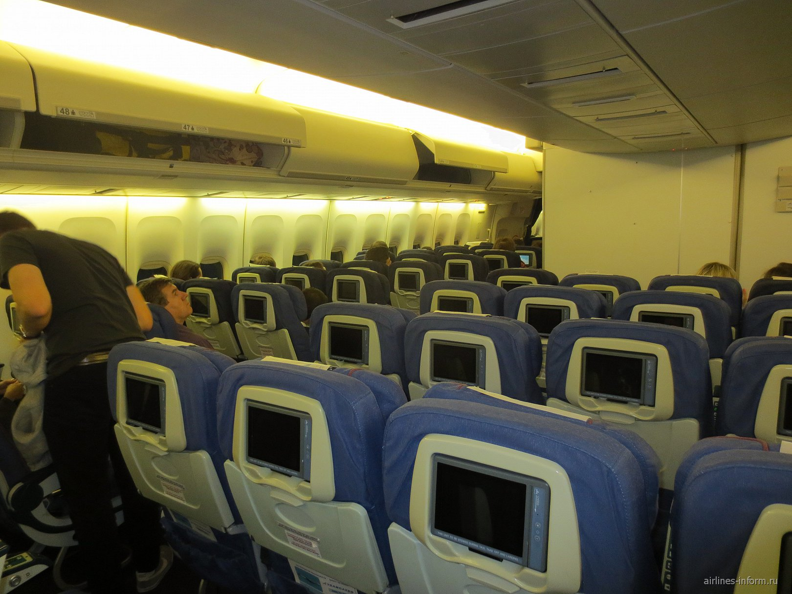 Главная страница Qatar Airways