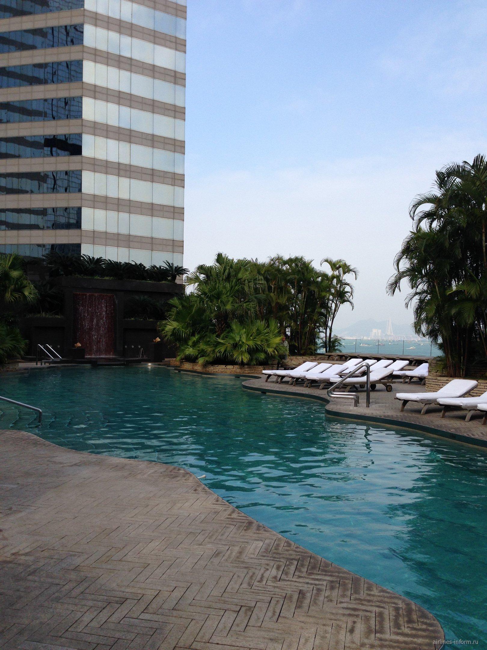 Отель в Гонконге