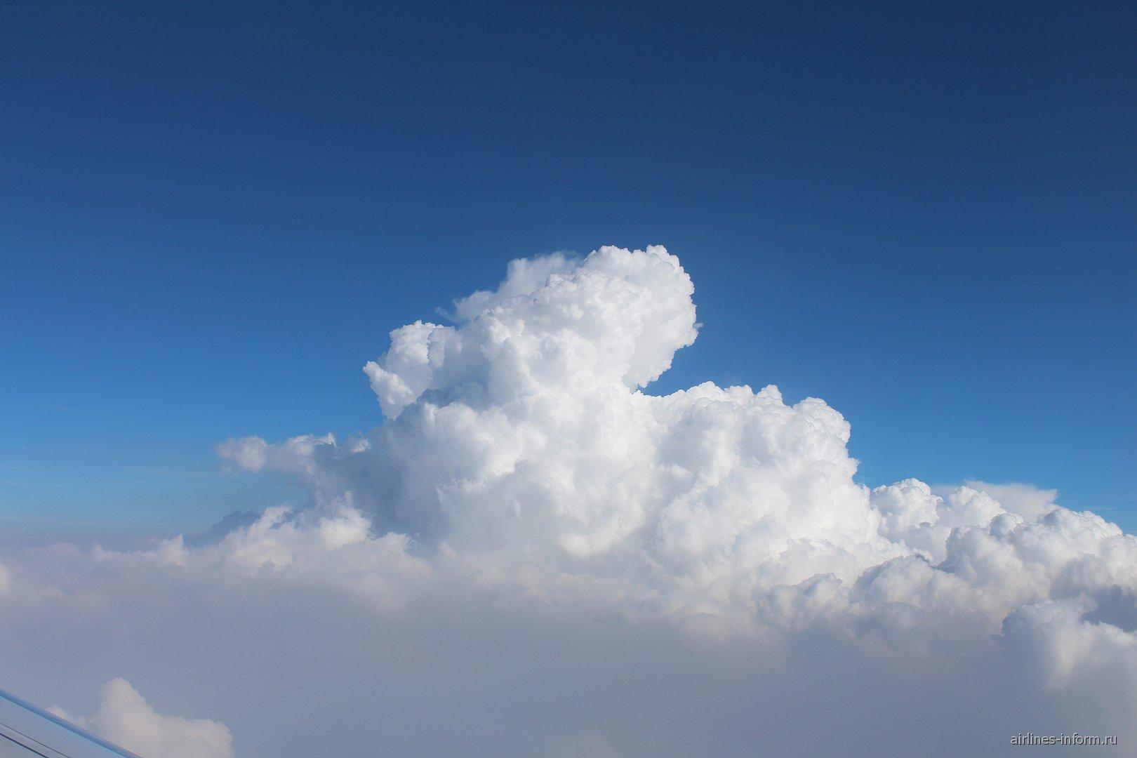 Облако в Азии