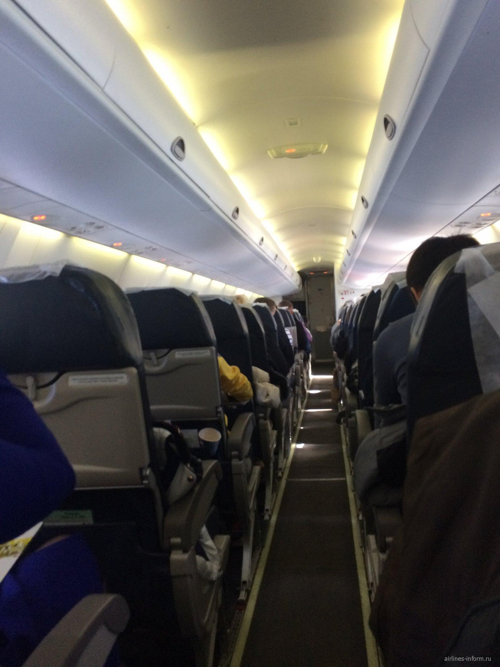 Bombardier Dash 8Q-400 авиакомпании Якутия