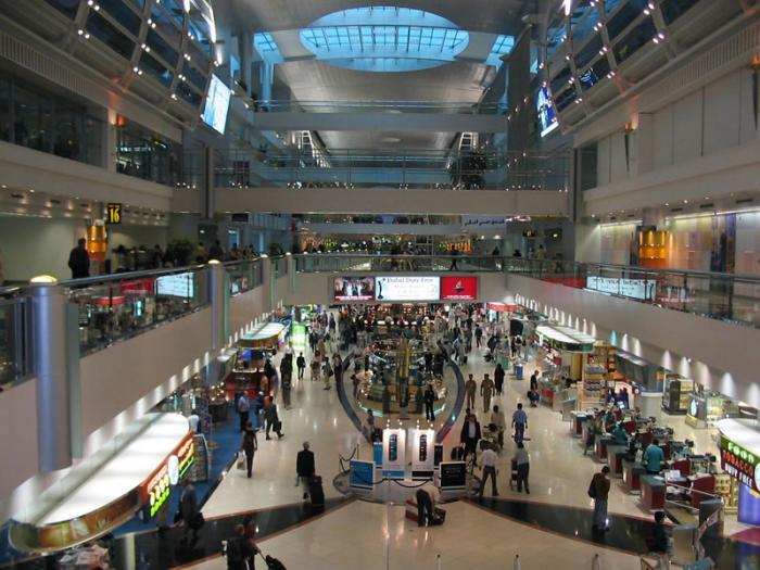 Рейс Дубай-Нью-Йорк Emirates