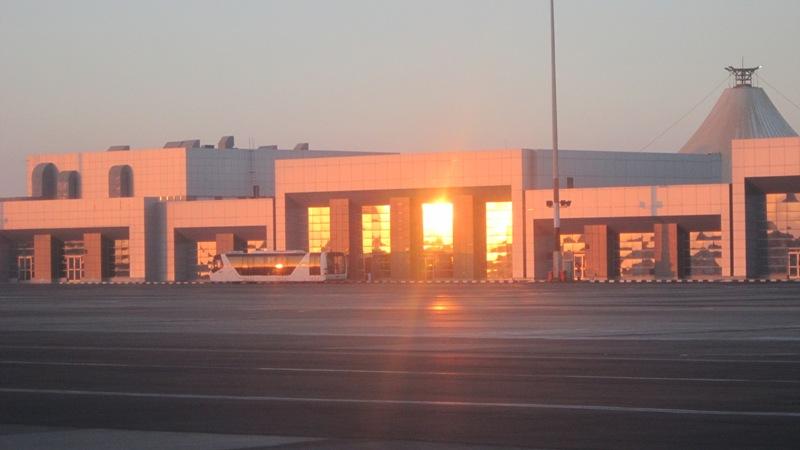 Аэровокзал аэропорта Хургада