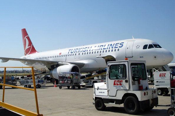 Turkish Airlines: Перелёт Стамбул - Адана