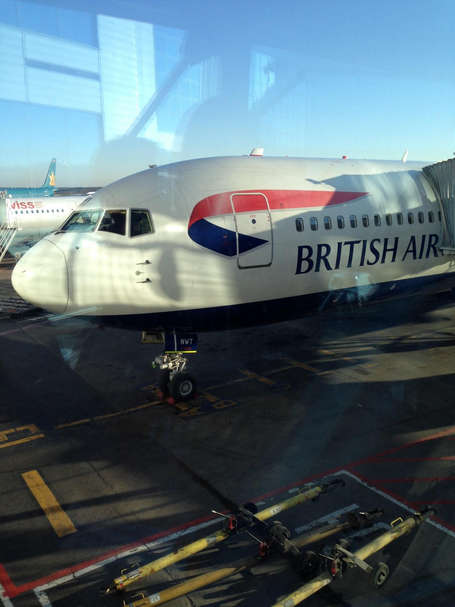 Самолет Боинг-767-300 Британских авиалиний
