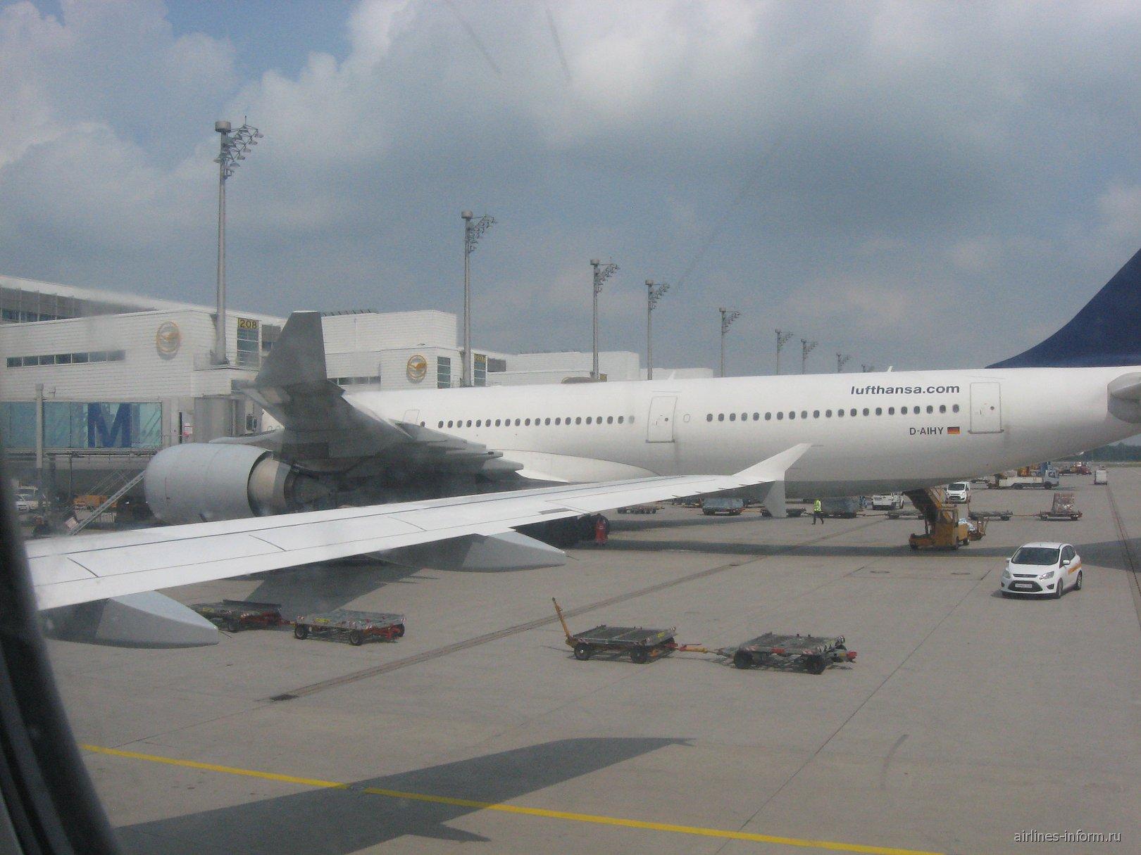 A340 Lufthansa