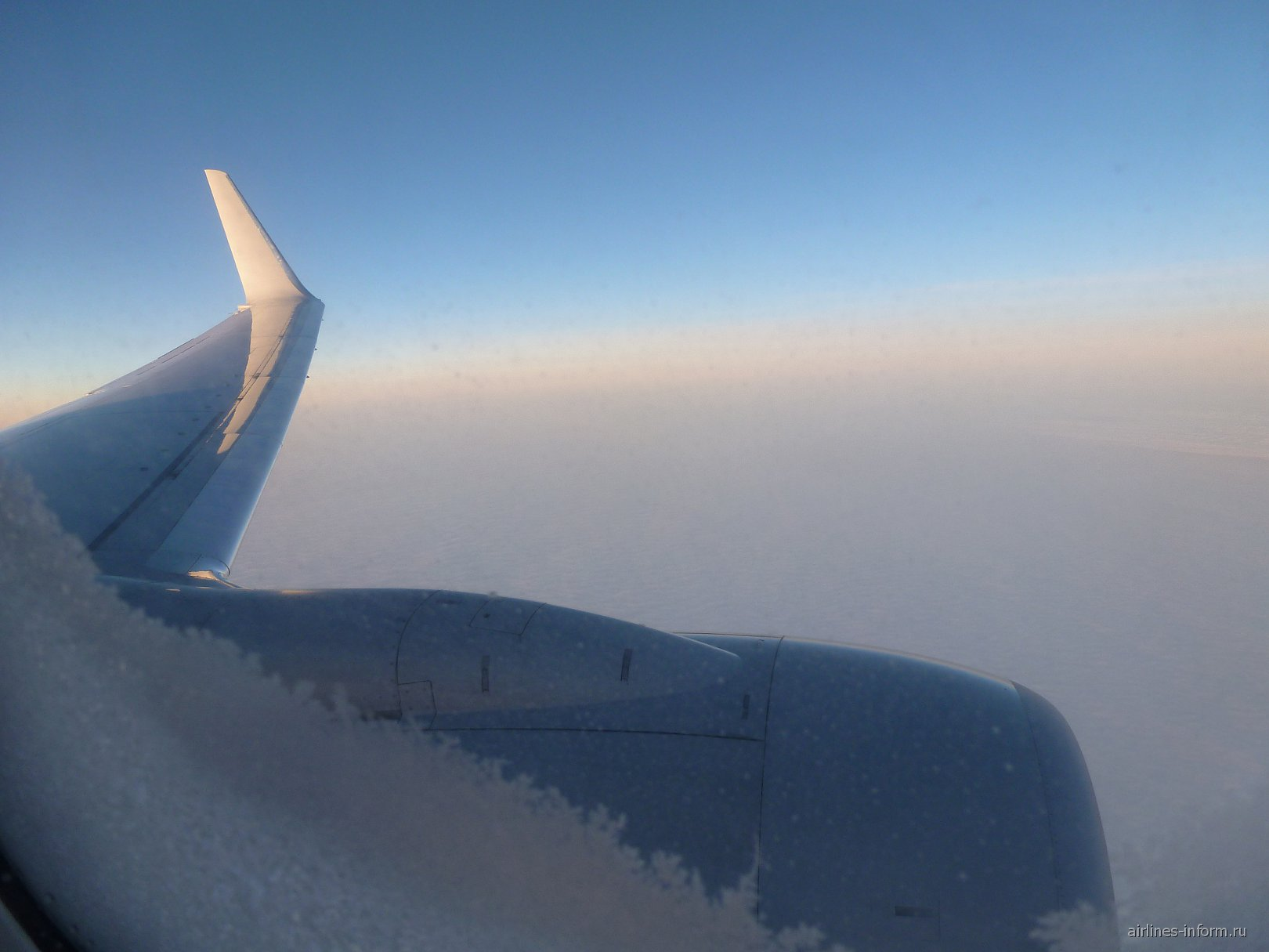 Рейс Москва-Ноябрьск авиакомпании ЮТэйр