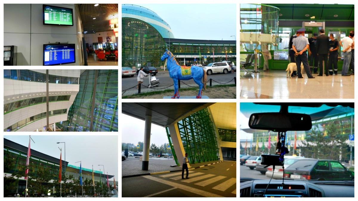 Astana Airport