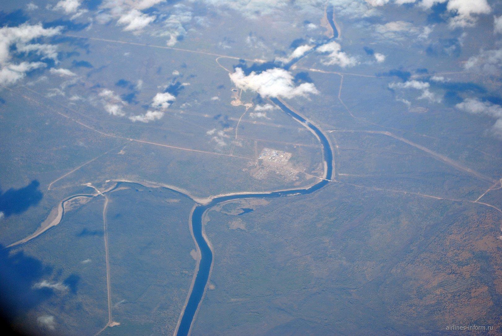 Притоки реки Лена