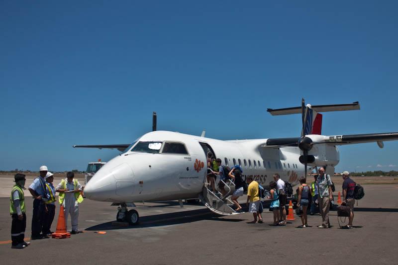 Самолет Bombardier Dash 8 Q300