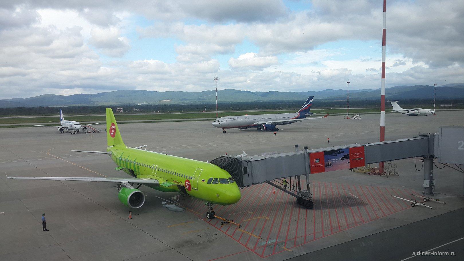 Из Владивосток в Бангкок с S7 и Cathay Pacific. Часть 1.