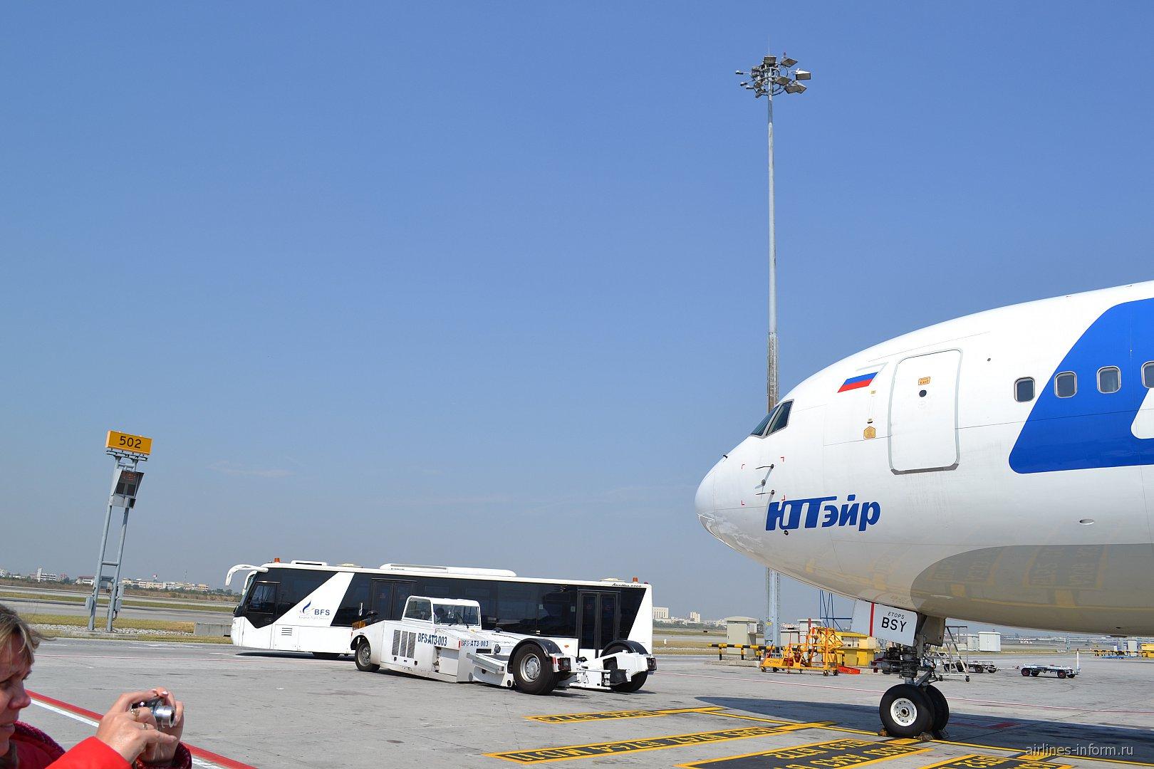 Назад в Самару с Ютеиром (Боинг 767-300)