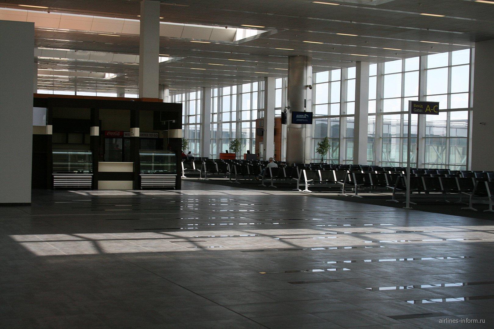 Аэропорт Донецка имени Сергея Прокофьева