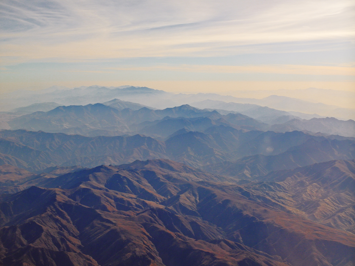 Горы в Марокко