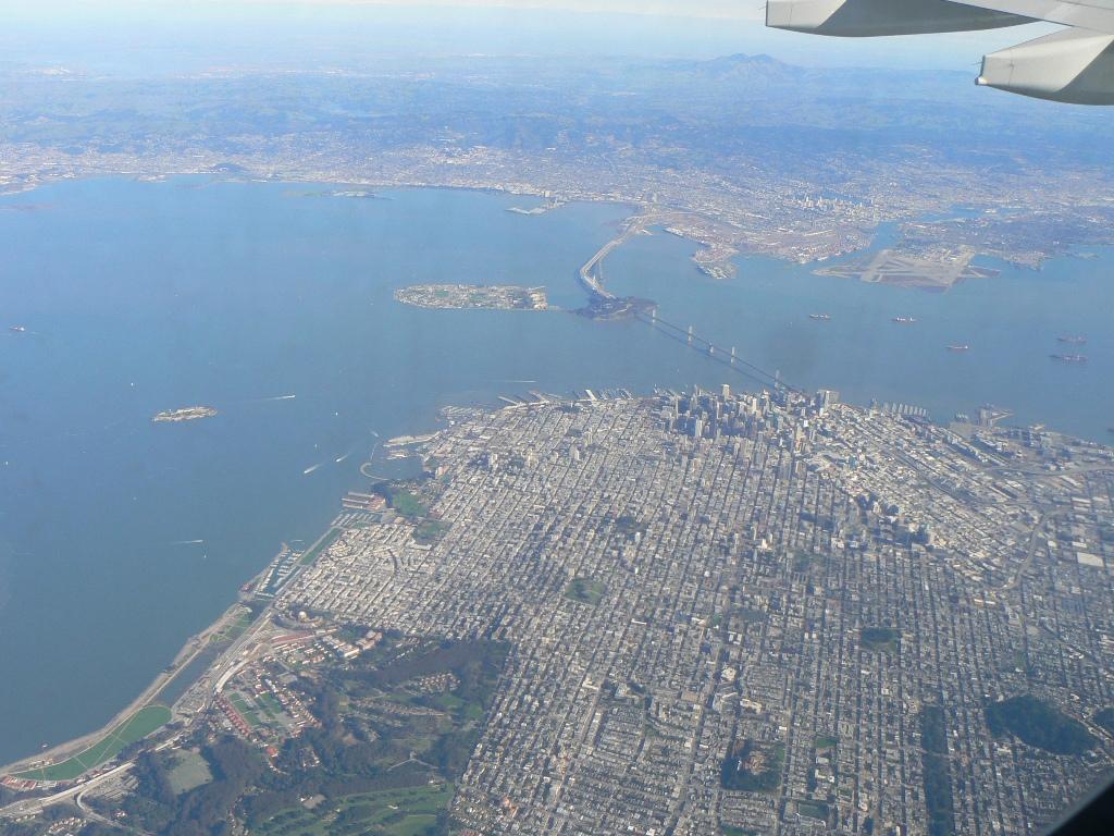 Центр города Сан-Франциско