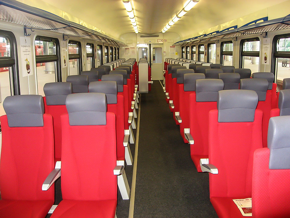Поезд Аэроэкспресс