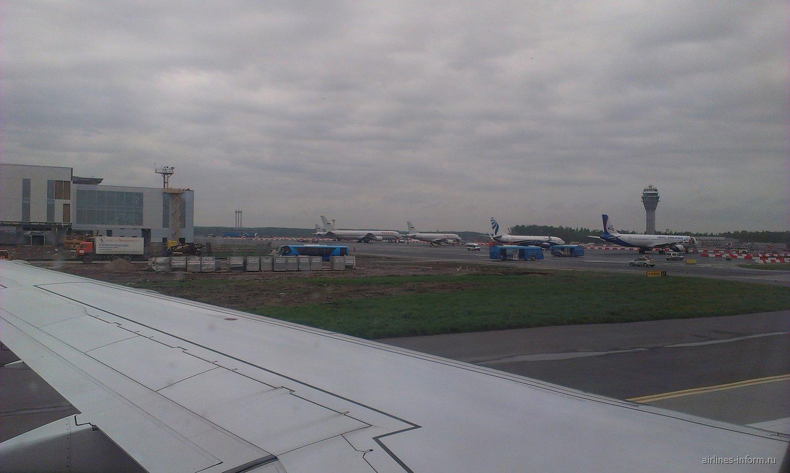 Рейс Минск-Санкт-Петербург авиакомпании Белавиа