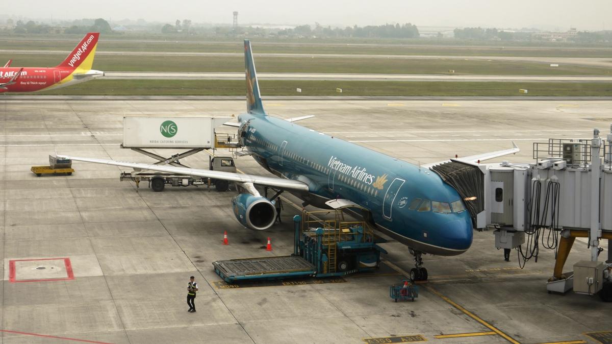 Путешествие в дальний край. Этап 6: «Вьетнамские авиалинии»  Ханой  – Гонконг на А-321-200