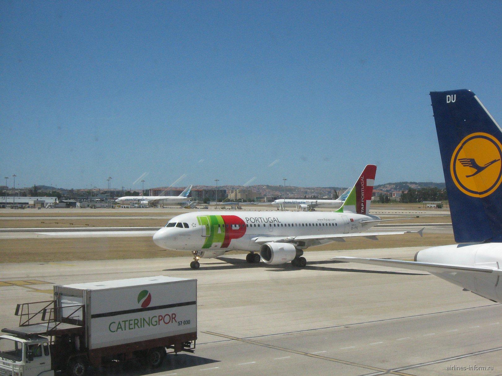 A319 TAP Portugal