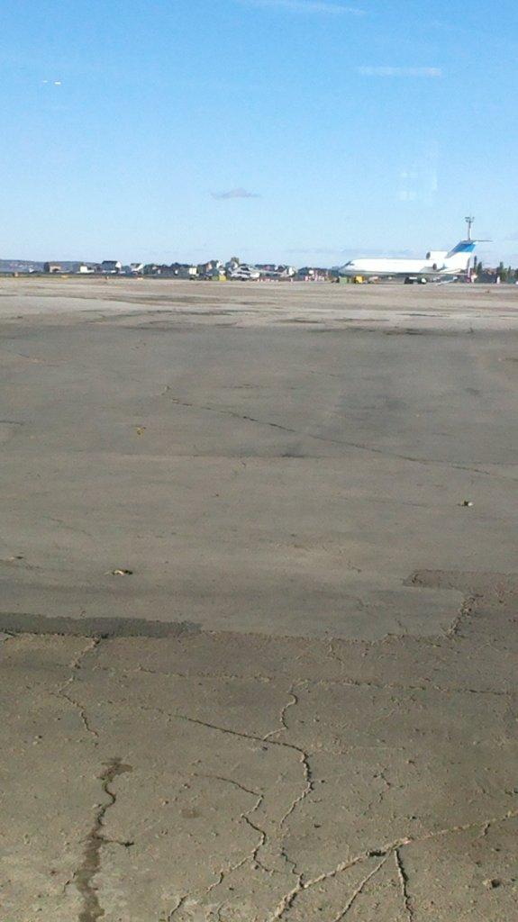 В аэропорту Саратова