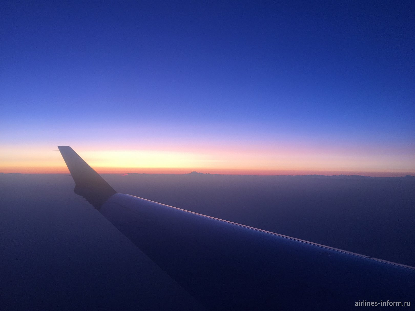 First in Flight: Charlotte,NC (CLT) - Washington,DC (Dulles; IAD) с Mesa Airlines под брендом United Express