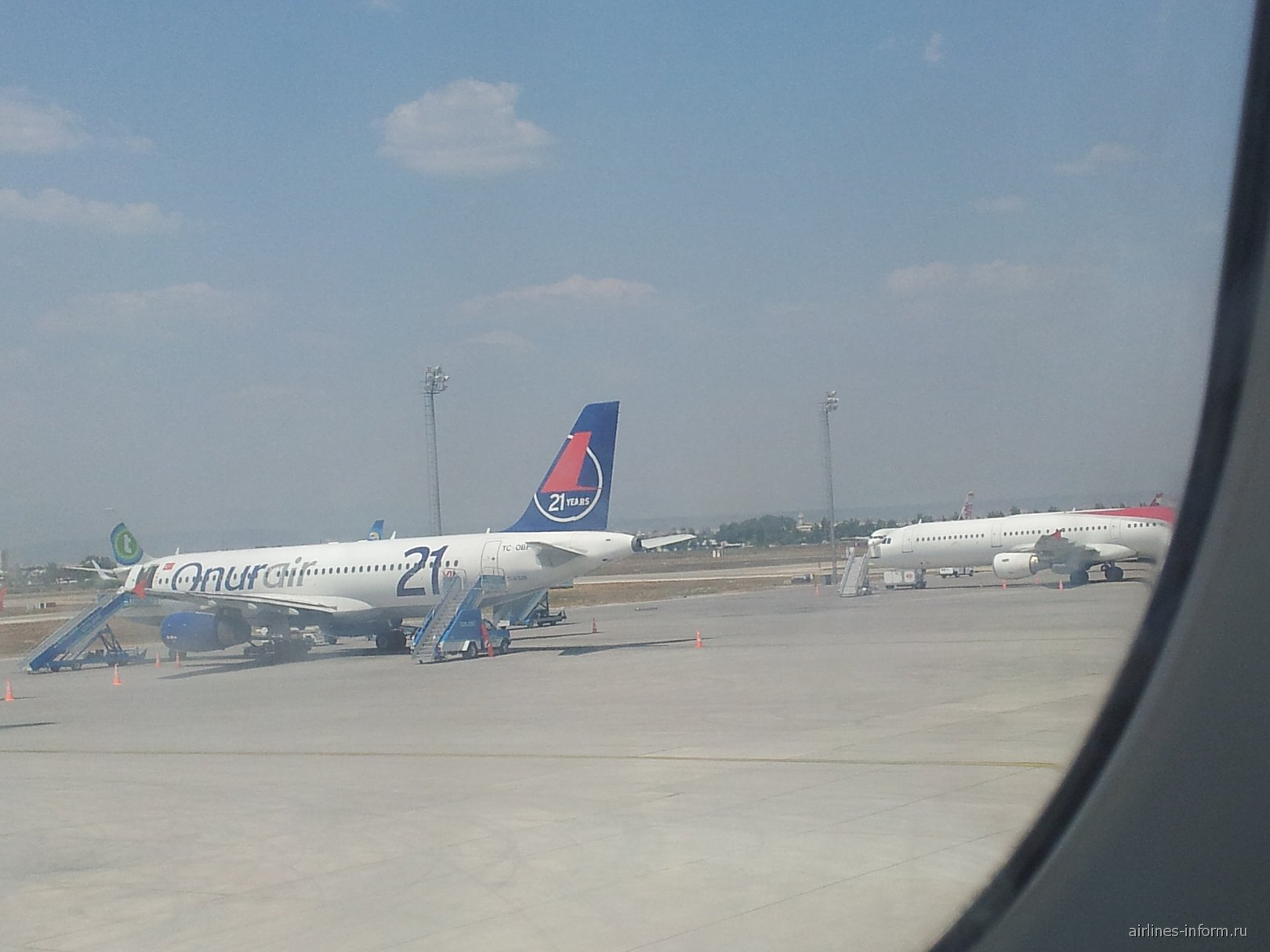 Авиакомпания SCAT  Аэропортkz