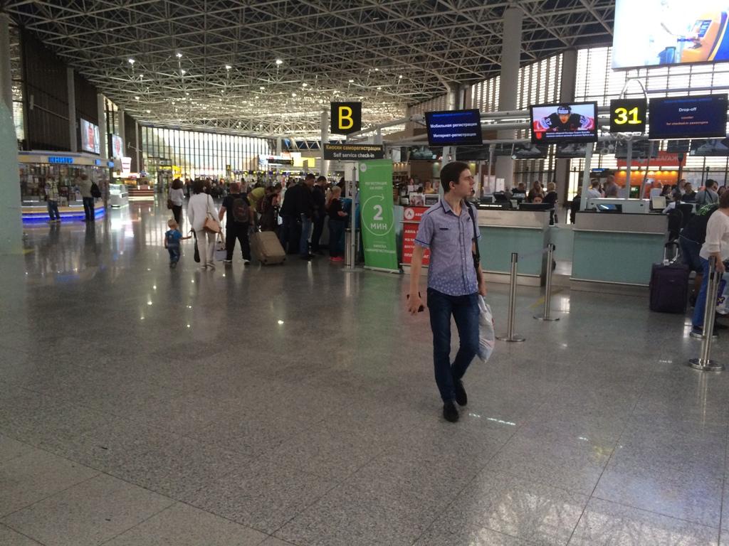 Расписание прямых рейсов на самолет из города Сочи в город