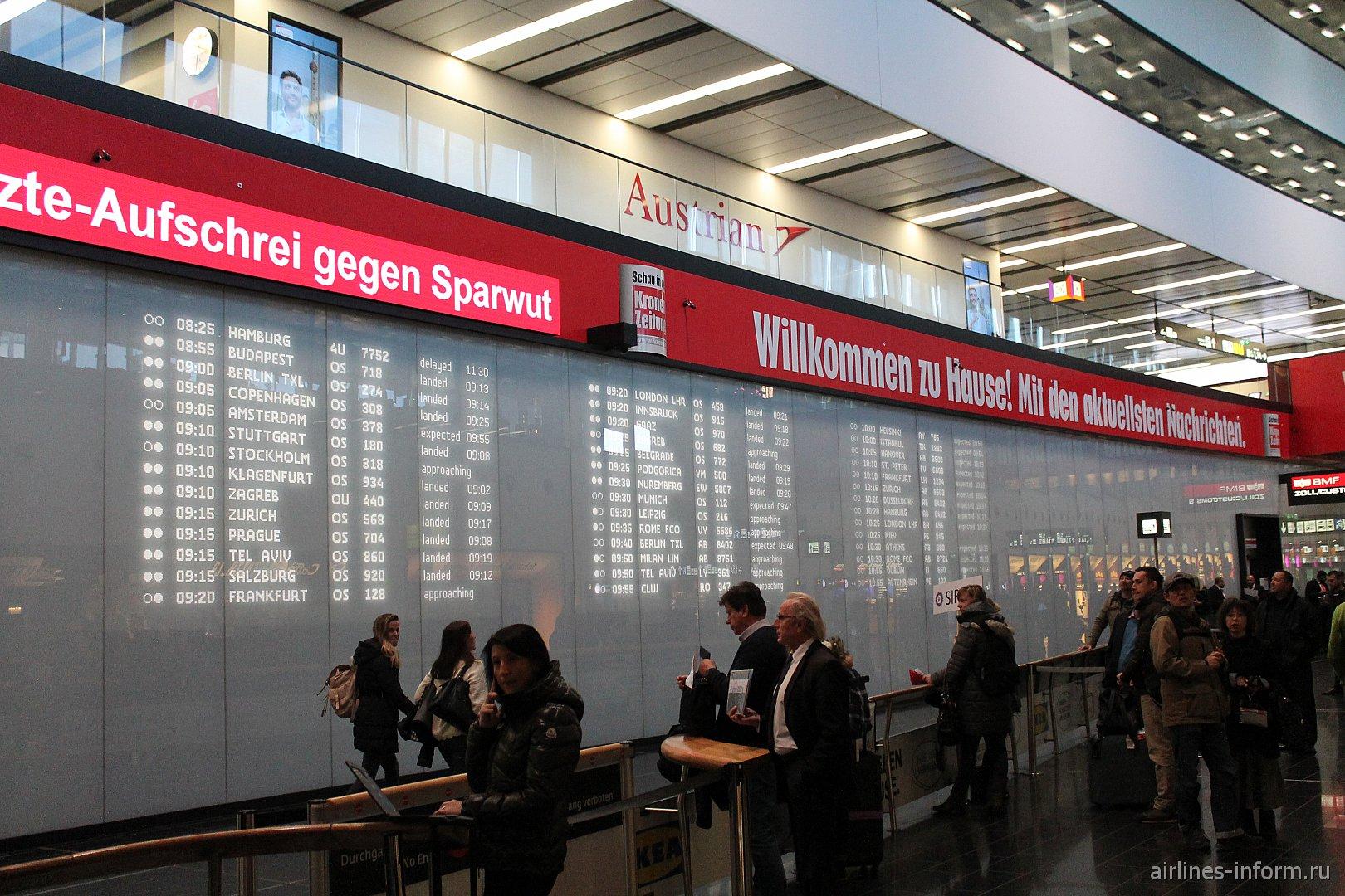 Аэропорт Шереметьево онлайн табло вылета и прилета на сегодня