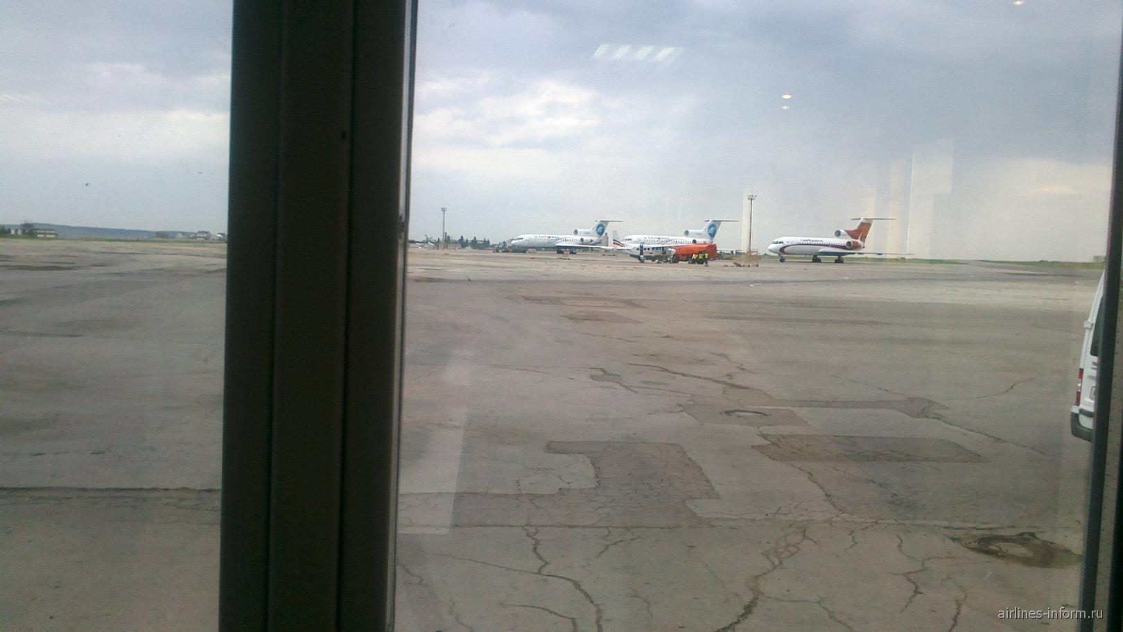 В саратовском аэропорту