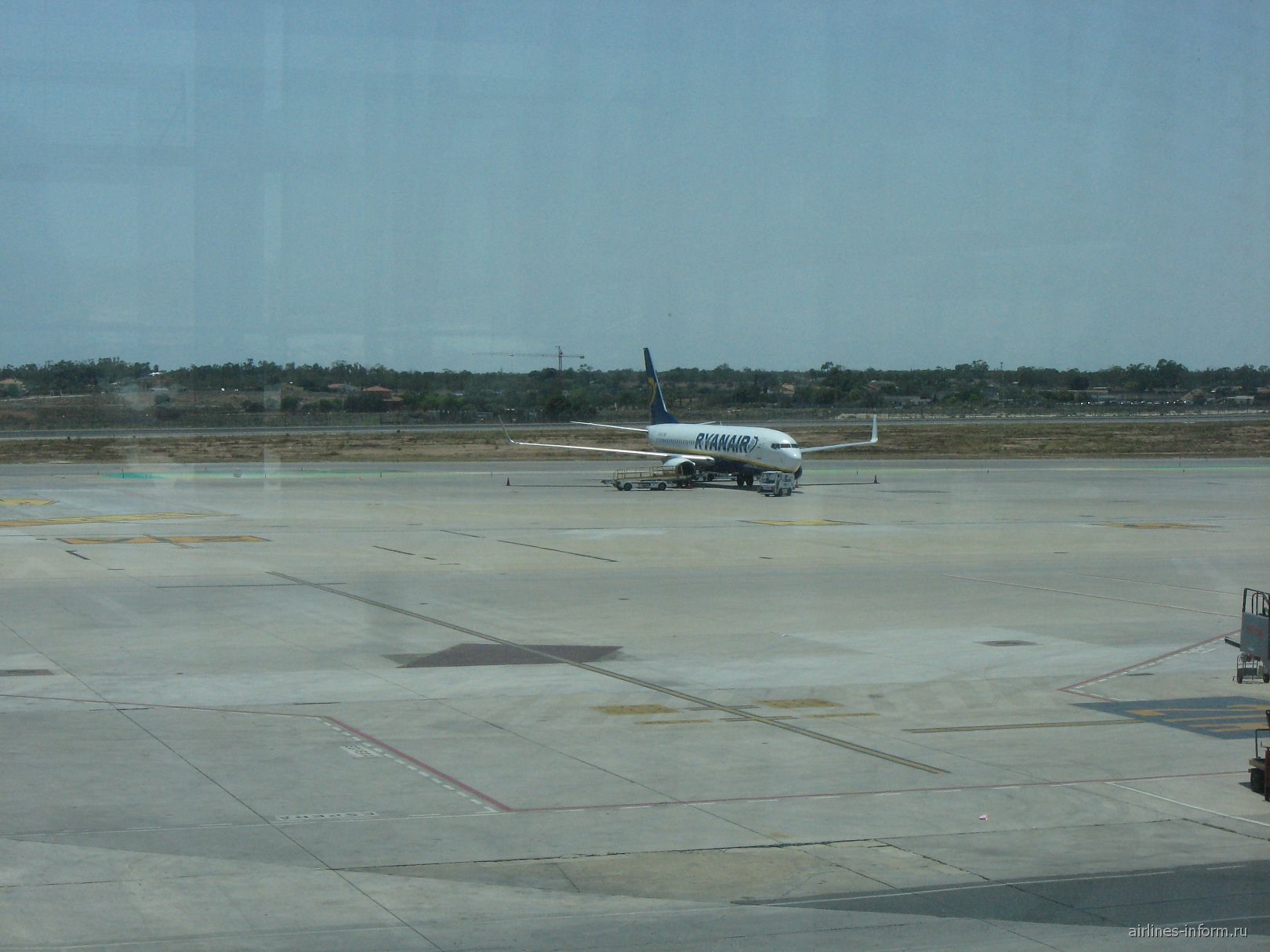 B738 Ryanair