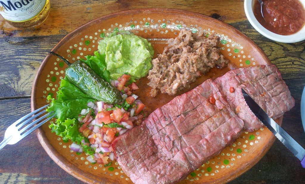 Мексиканский стейк