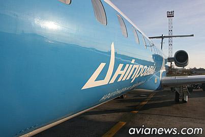 ERJ-145 Днеправиа