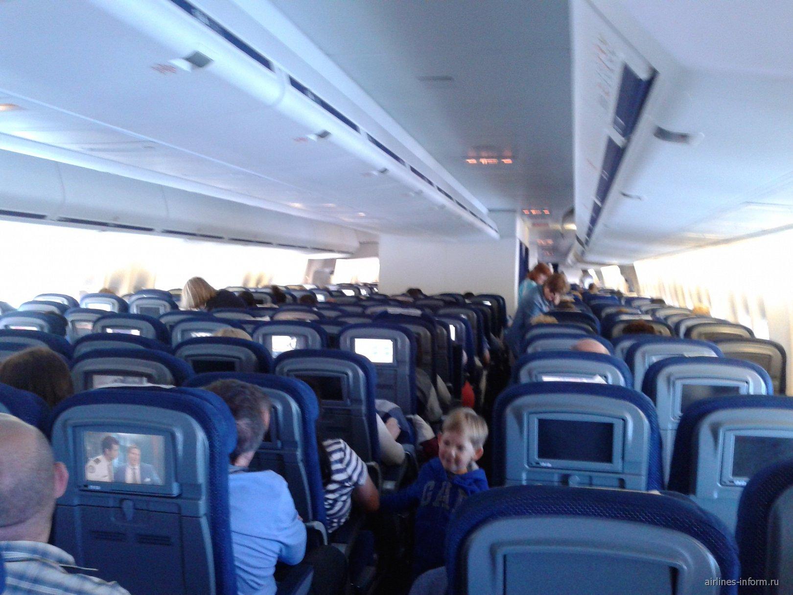 В Анталию на самолётах трансаэро (Ч.1)