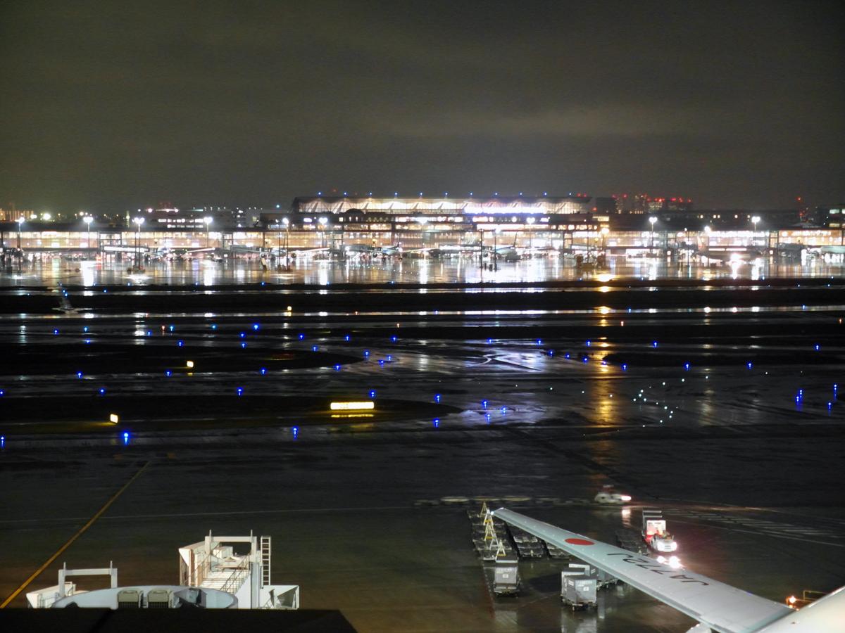Международный терминал 2 аэропорта Токио Ханеда