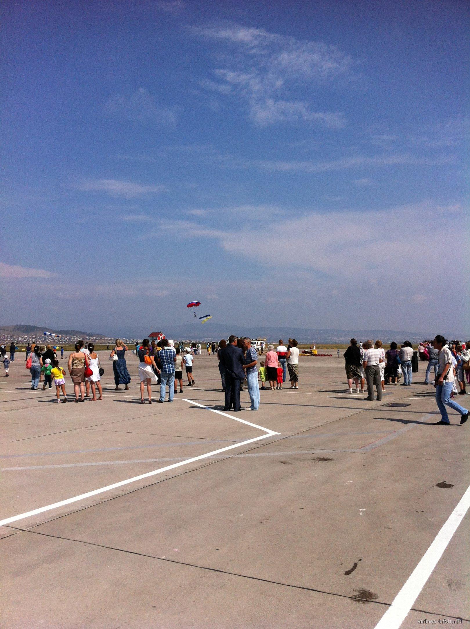 День воздушного флота в Улан-Удэ