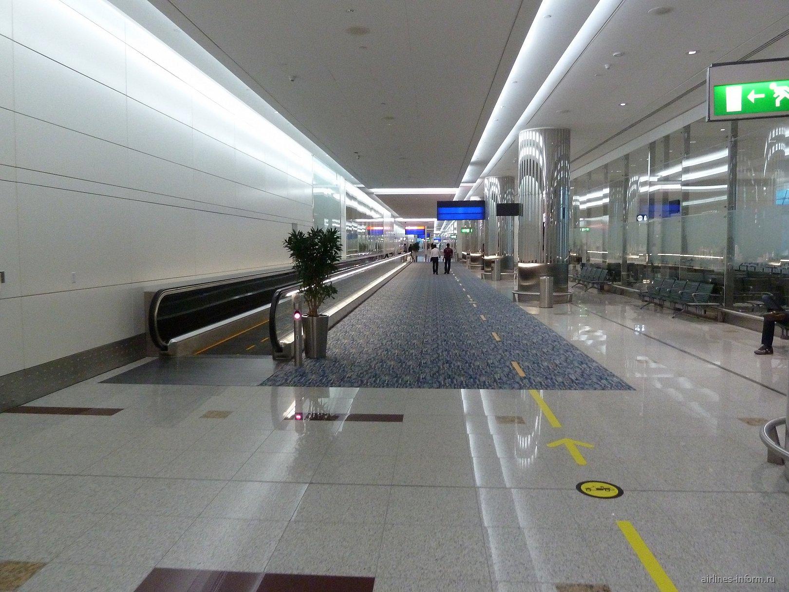 В аэропорту Дубай