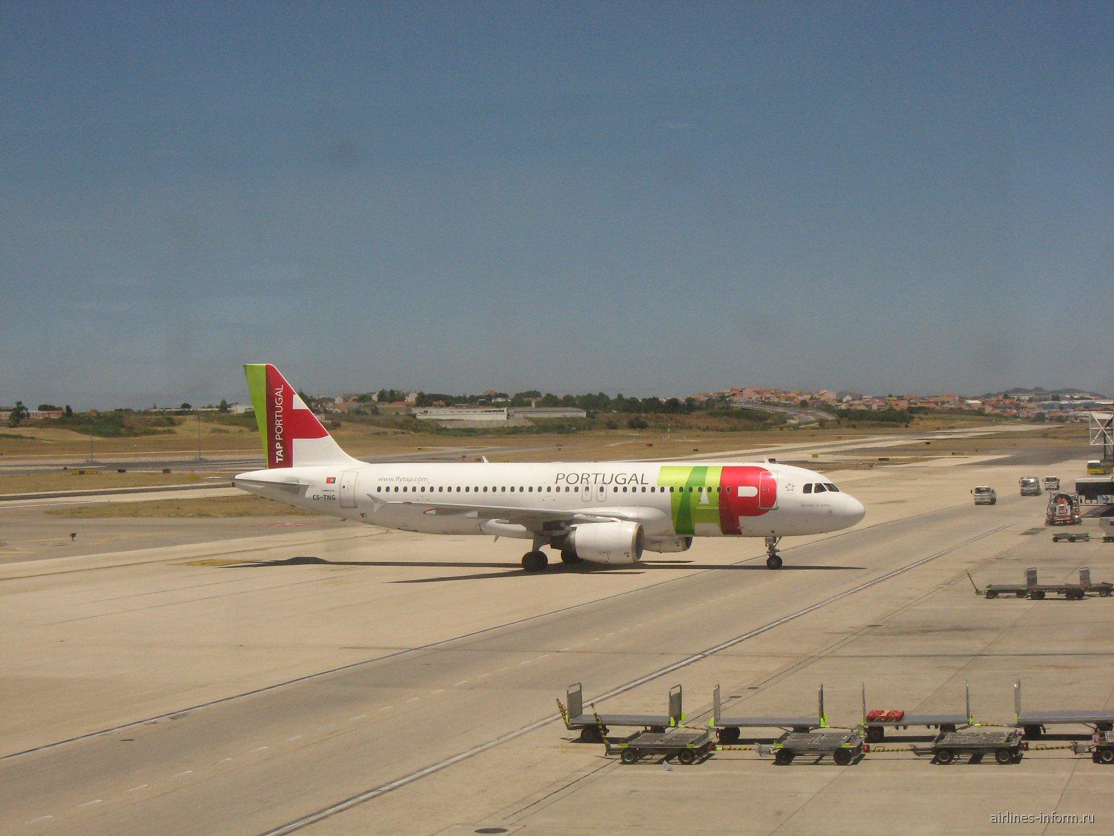 A320 TAP Portugal
