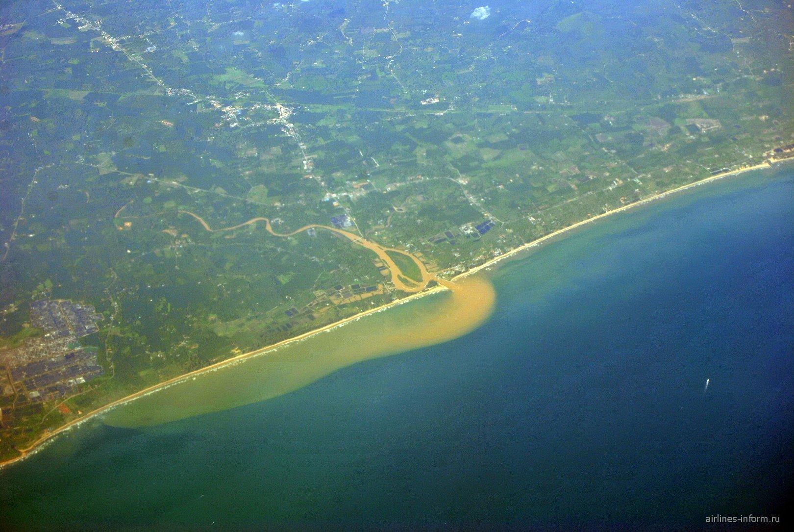 Побережье Сиамского залива