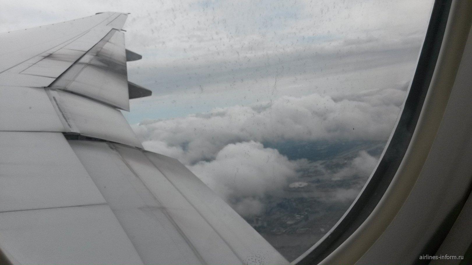 Рейс Майами-Лондон авиакомпании American Airlines