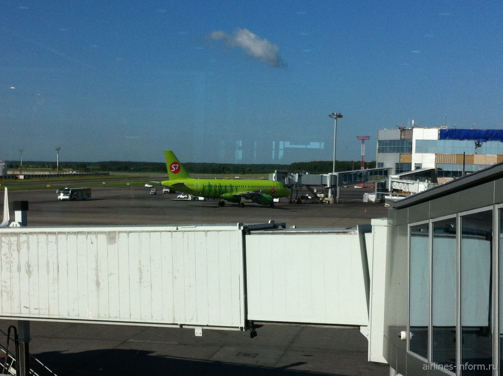 A319 S7 Airlines