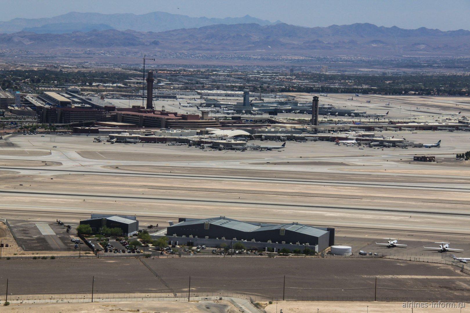 Аэропорт Лас-Вегас Мак-Каран