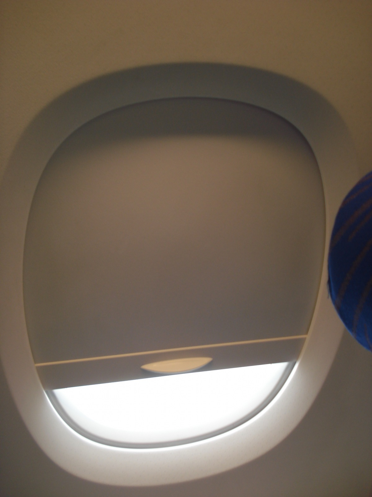 Window of Airbus A380 China Southern Airlines
