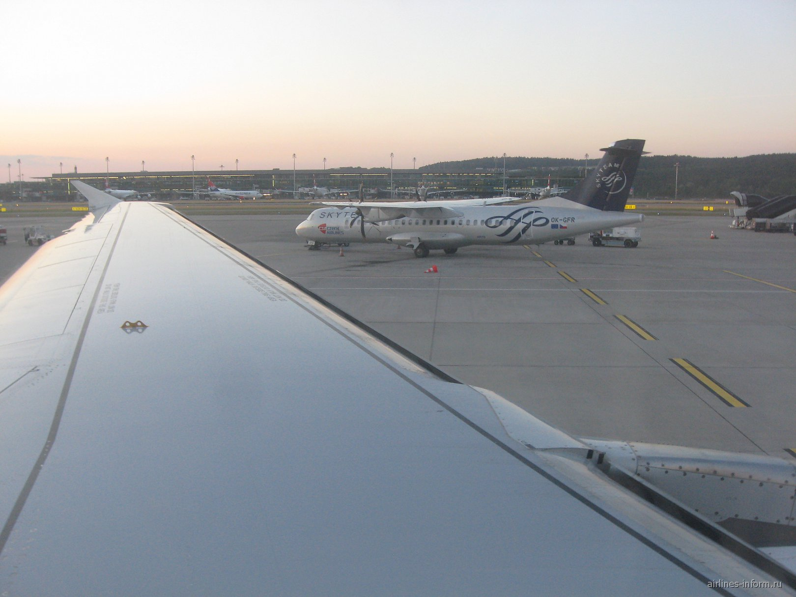 ATR 72 CSA SkyTeam