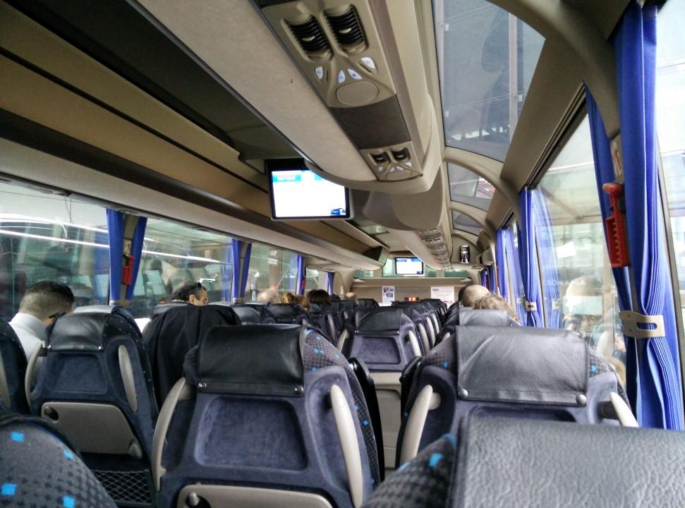 Автобус в аэропорт Марсель