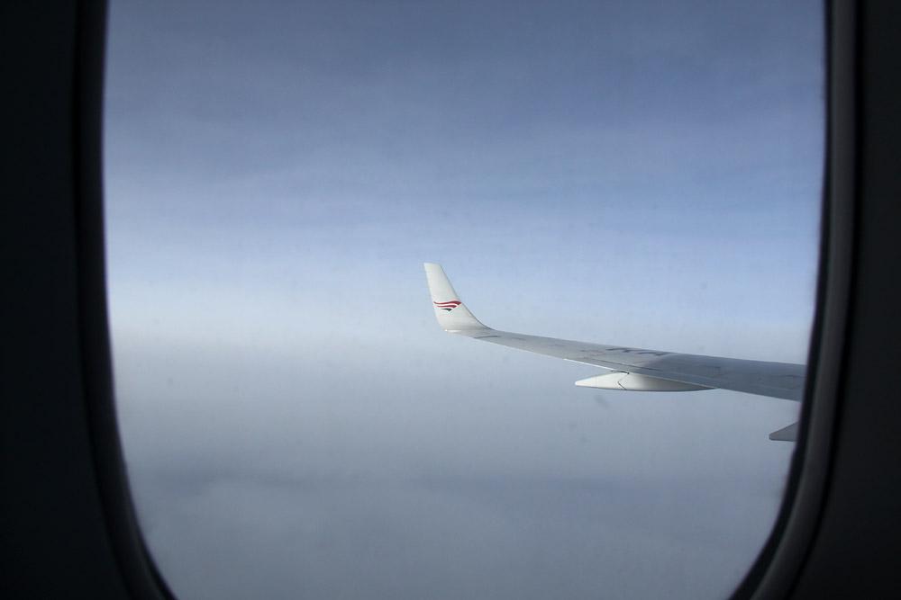 Red Wings flight
