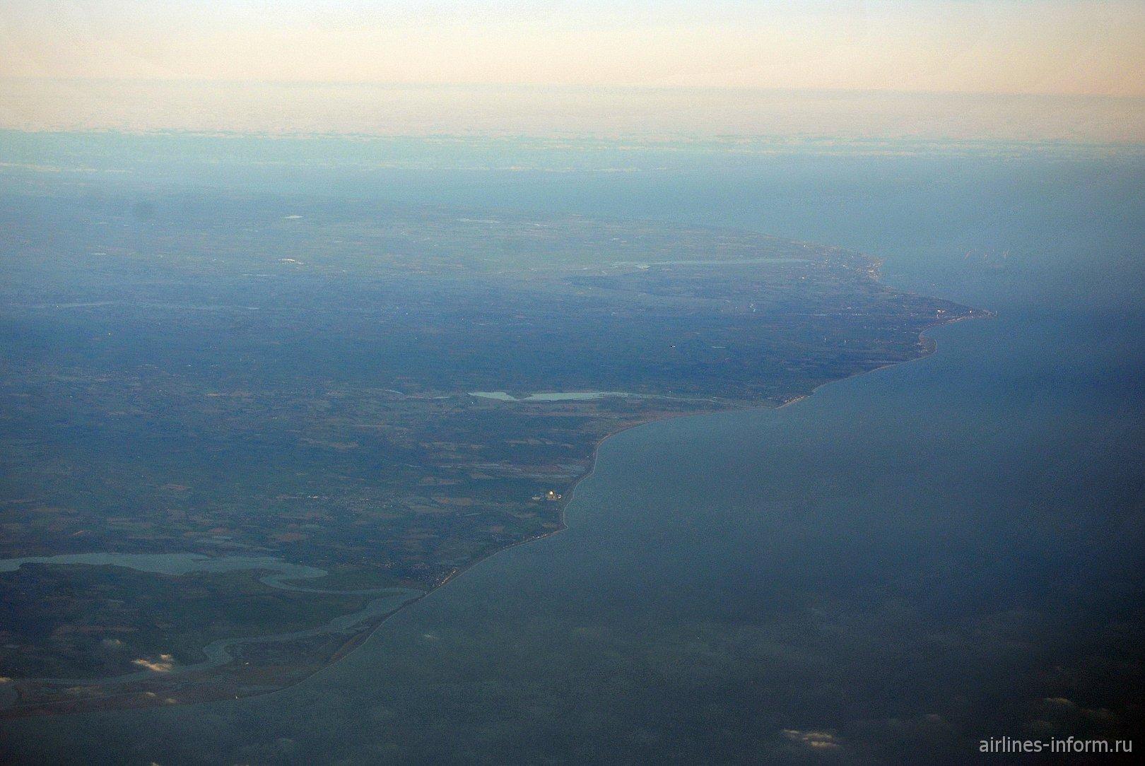 Восточная оконечность острова Великобритания