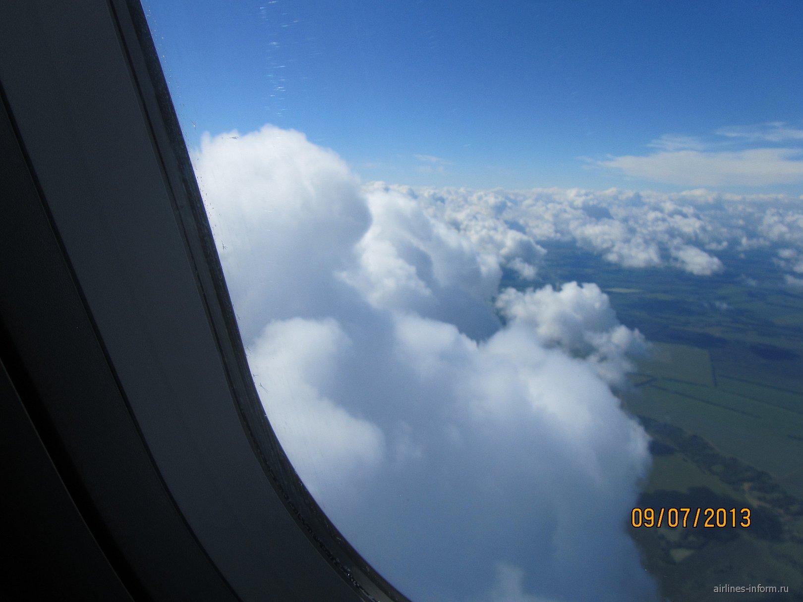 Рейс S7 Airlines Пекин-Новосибирск