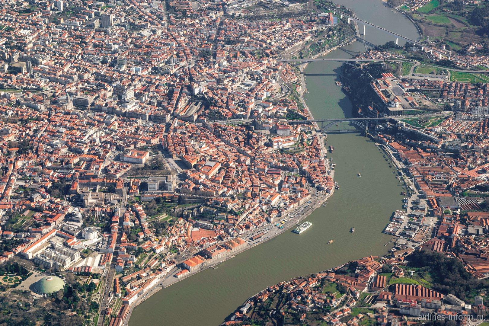 Исторический центр города Порту