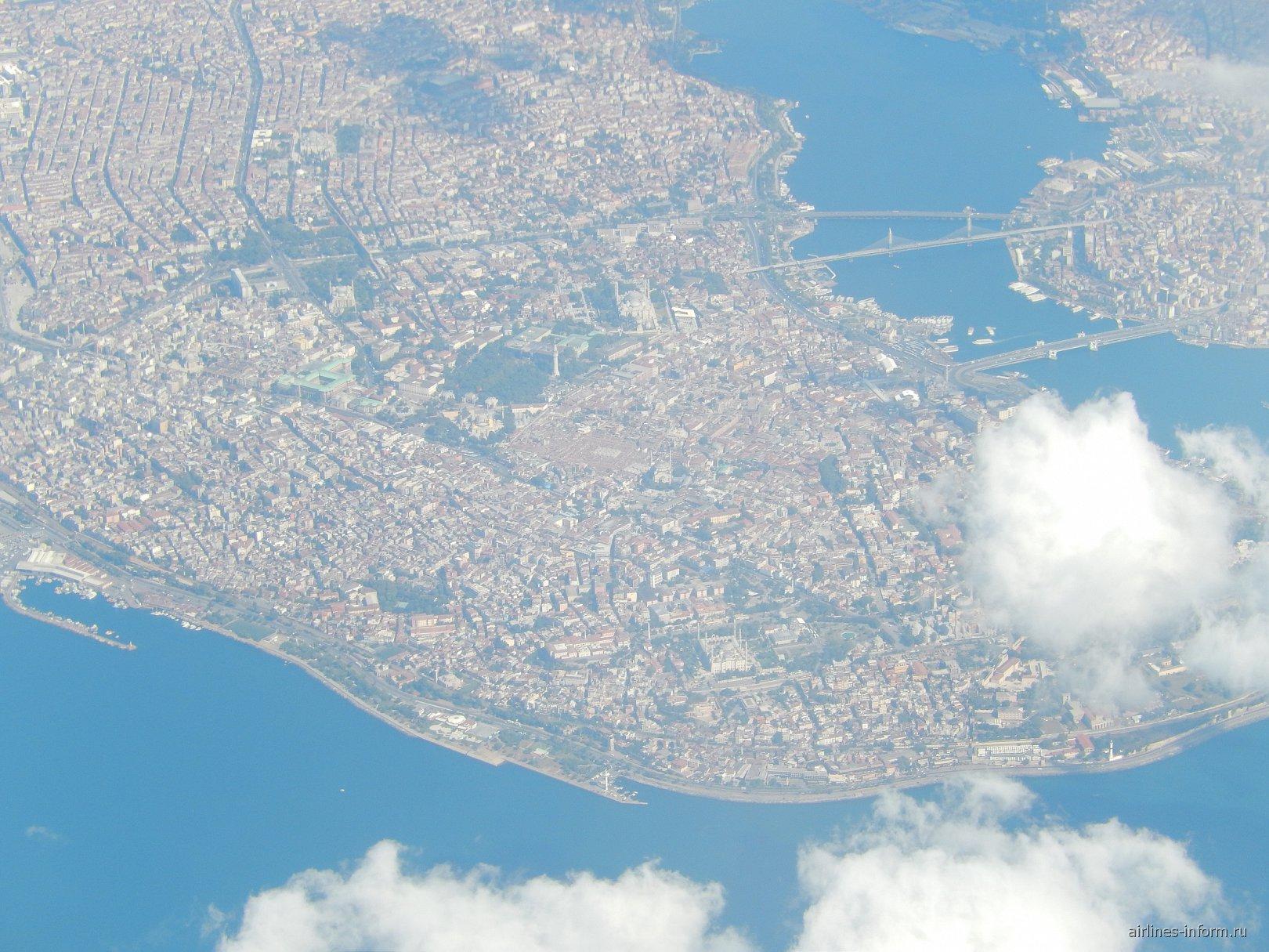 Исторический центр Стамбула