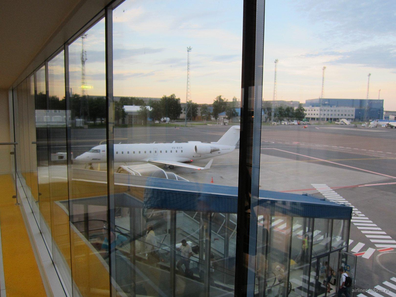рейс ЮТэйр Москва-Таллинн