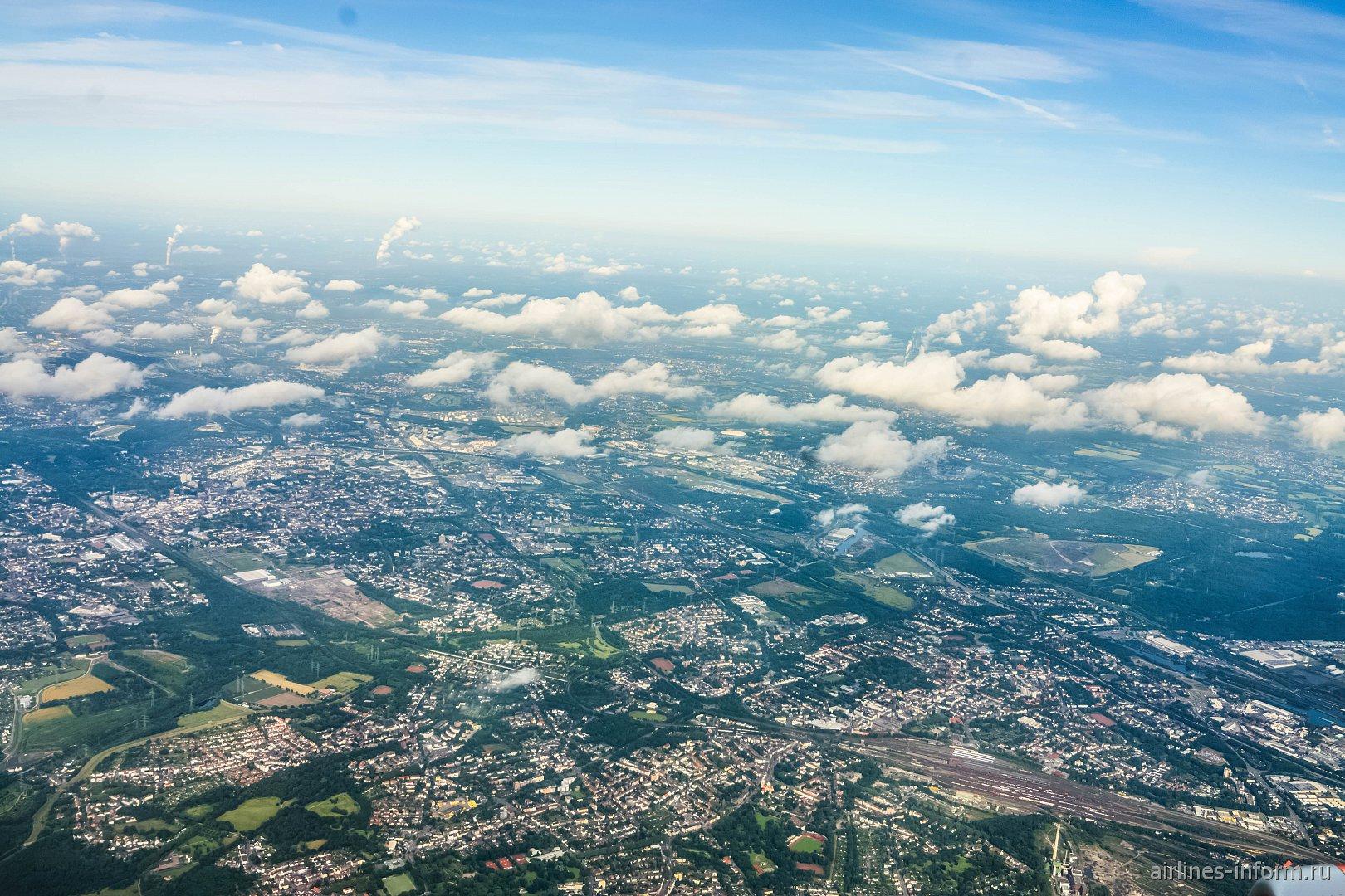 Город Эссен в Германии